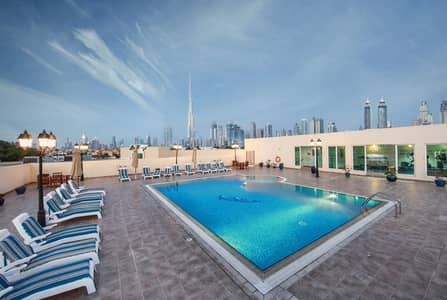 فلیٹ 2 غرفة نوم للايجار في جميرا، دبي - Direct to Owner Spacious Apt Near Dubai Canal