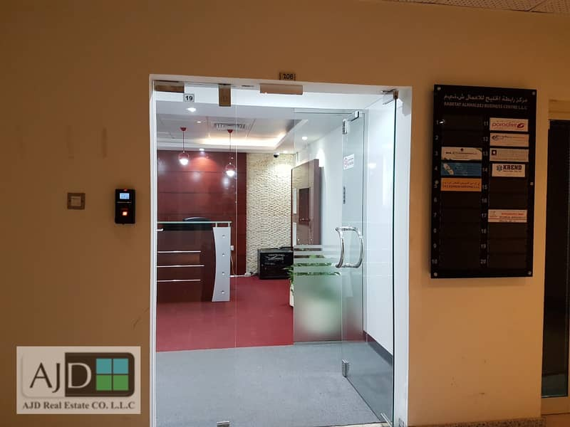 2 Amazing  Offer l Economical offices  in Airport Road l Direct from Owner