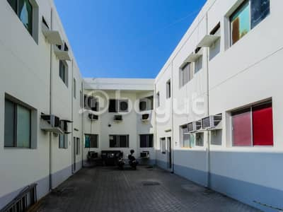 Labour Camp for Rent in Al Quoz, Dubai - Perfect  Offer l Clean  Labour Rooms in Al Quoz l No Agency Fees