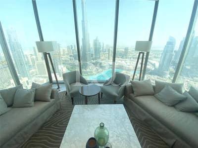 5 Bedroom Penthouse for Sale in Downtown Dubai, Dubai - Stunning Burj Khalifa View | Luxury 5BR Penthouse