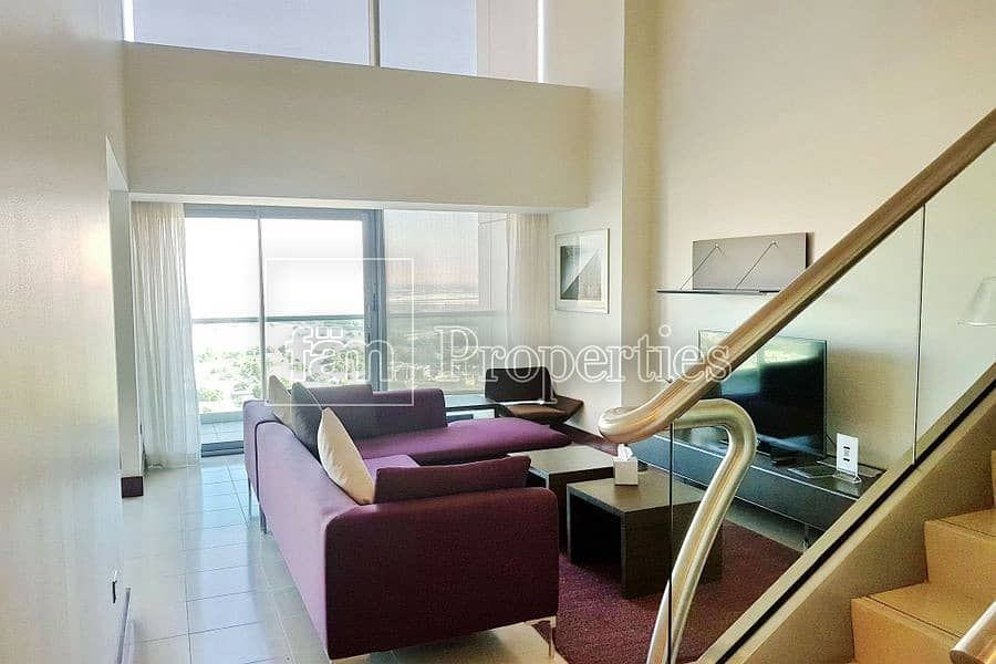 2 Exclusive Furnished 3+M Duplex | Jumeriah Group