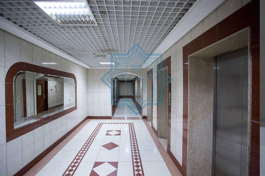8 Elevator Area