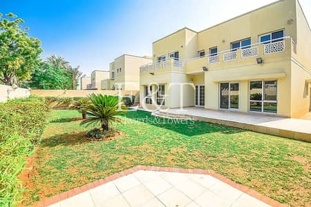 4 Bedroom Villa for Rent in The Meadows, Dubai - Extended|Upgraded|Available |Park & Pool View
