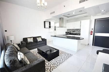 شقة 2 غرفة نوم للايجار في مدينة دبي الرياضية، دبي - Exclusive | Furnished | Flexible cheques