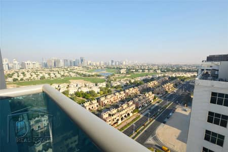 3 Bedroom Flat for Rent in Dubai Sports City, Dubai - High Floor|3 Bedrooms|Available December