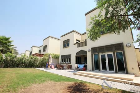 3 Bedroom Villa for Sale in Jumeirah Park, Dubai - Three Bed Small | Close To Park | Regional