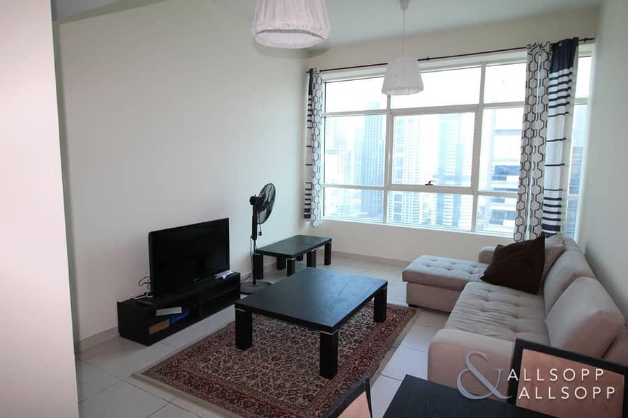 2 Marina & SZR Views | Vacant | Two Bedrooms