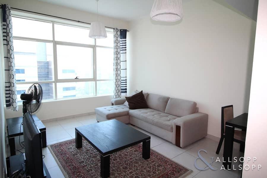Marina & SZR Views | Vacant | Two Bedrooms
