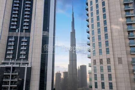 Lowest price on high floor with Burj Khalifa view!