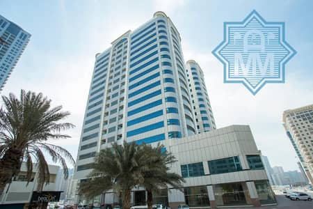 4 Bedroom Flat for Rent in Al Wahda Street, Sharjah - Building