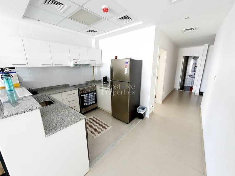 2 FULLY FURNISHED | GLAMOROUS 1 BED | READY TO MOVE IN