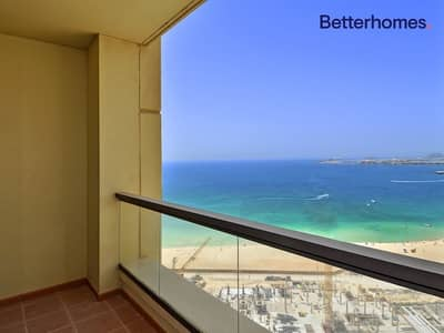 3 Bedroom Flat for Sale in Jumeirah Beach Residence (JBR), Dubai - Full Sea View | Large Layout| 05 Series| Tenanted