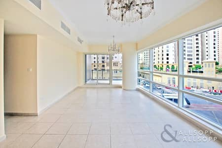 2 Bedroom Apartment for Sale in Dubai Marina, Dubai - Al Sahab | Two Bedrooms | Partial Marina