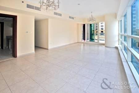 2 Bedroom Apartment for Sale in Dubai Marina, Dubai - Al Sahab | Two Bedrooms | Partial Marina