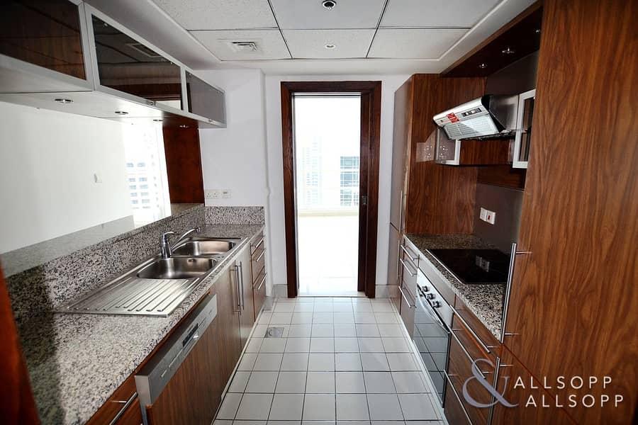 10 Al Sahab | Two Bedrooms | Partial Marina