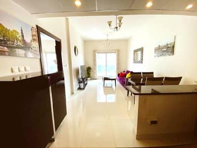 فلیٹ 1 غرفة نوم للبيع في مدينة دبي الرياضية، دبي - شقة في مساكن النخبة 7 مساكن النخبة الرياضية مدينة دبي الرياضية 1 غرف 415000 درهم - 4850769