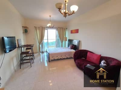 Studio for Rent in The Greens, Dubai - CHILLER FREE |EMAAR|  SEMI FURNISHED | BRIGHT & SPACIOUS