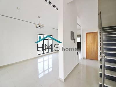 فیلا 4 غرف نوم للايجار في قرية جميرا الدائرية، دبي - JVC Central – High Spec 4 BR+Maid's Villa- VACANT