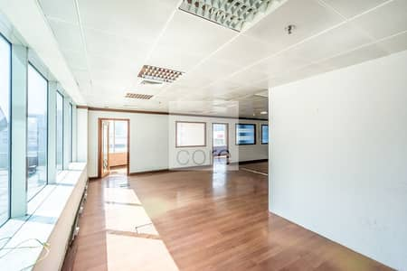 Office for Rent in Al Khabisi, Dubai - Fitted Office | Ideally Located | Low Floor
