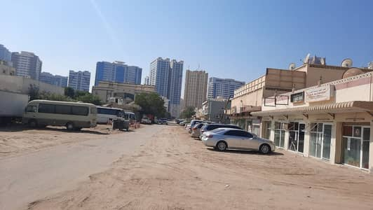 Rashidiya residential investment land, third plot of Al-Aqsa Street