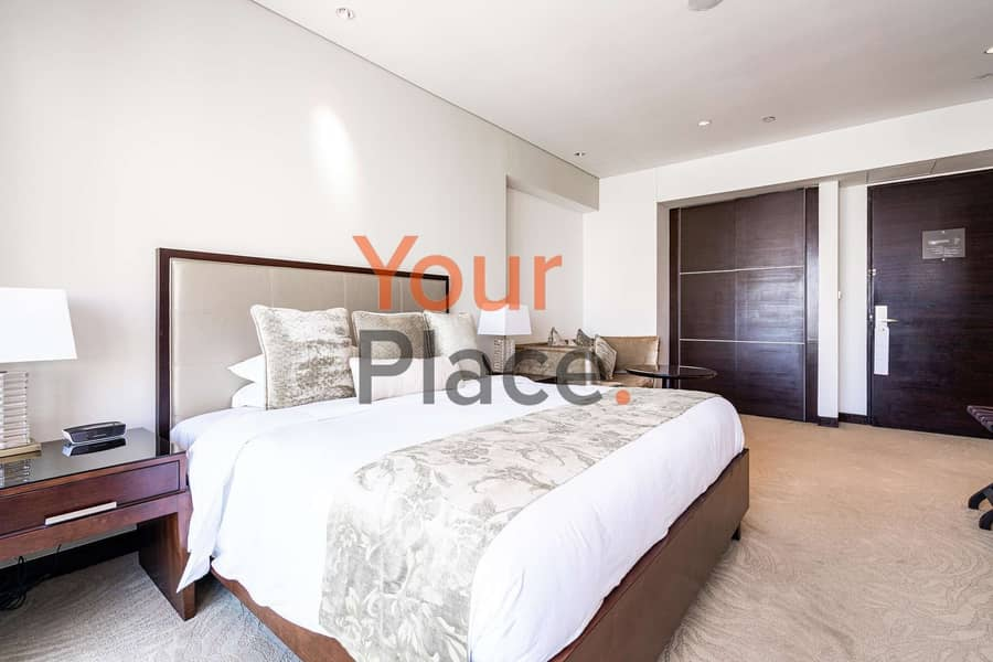 2 Luxurious Studio in the Address Dubai Marina