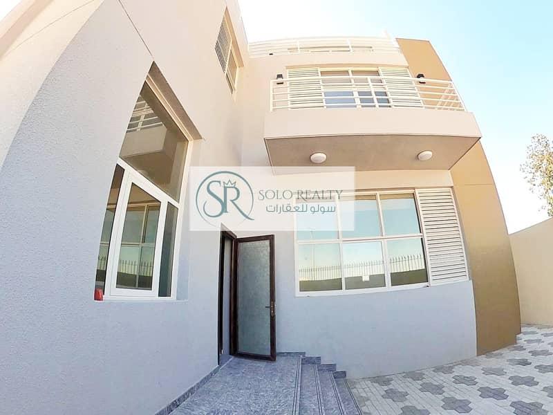 2 Private Entrance Villa I Capacious 8 BR+Maid I Blissful Yard I Driver Room I  Great Location