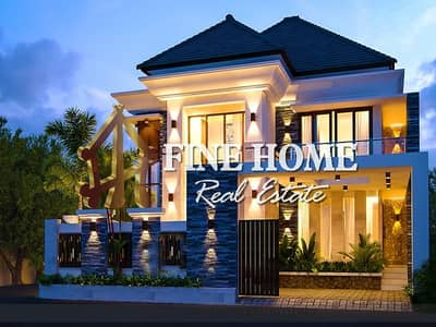 Villa | 4 Bedrooms | Plot Area : 16
