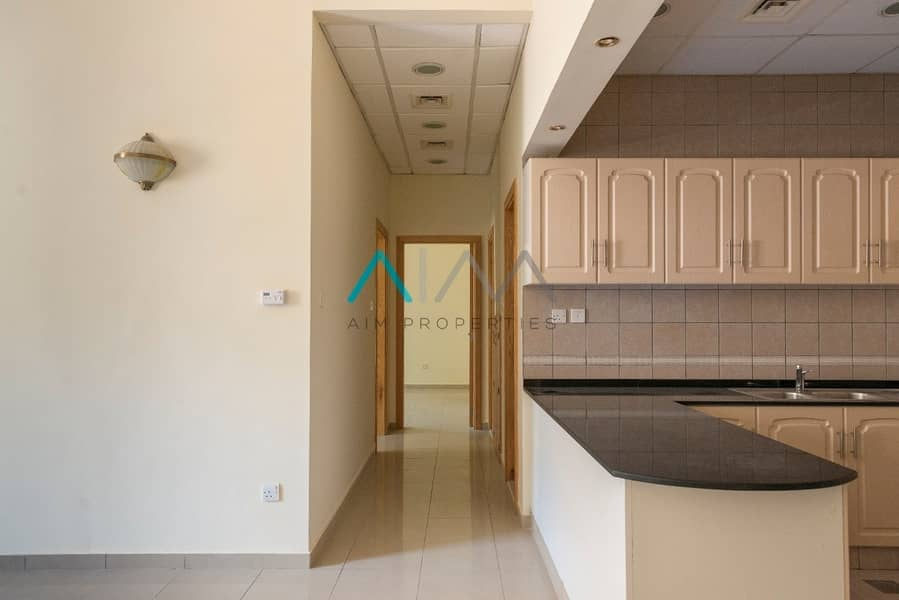 2 FREE 2 MONTHS SPACIOUS 2BR WITH 2 PARKING JUST 40K