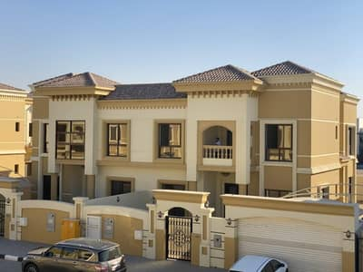 Own a ready to move villa in the Hoshi area, in installments over five years