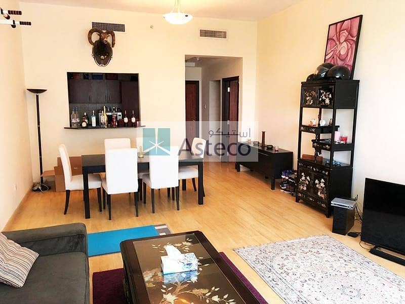 Upgraded wood flooring | Balcony | Great deal