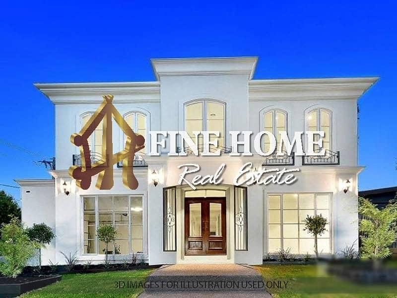 2 Villa | 6 BR | 2 Terrace | External Extension