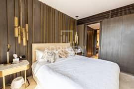 شقة في فايف نخلة جميرا نخلة جميرا 2 غرف 3400000 درهم - 4851293