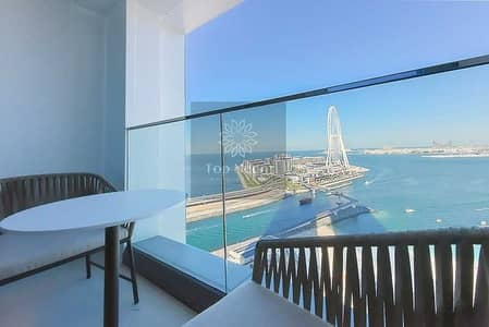 2 Bedroom Apartment for Sale in Jumeirah Beach Residence (JBR), Dubai - Beachfront Living & Exceptional Sea View - UnFurnished Unit
