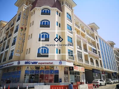 Studio for Rent in Mirdif, Dubai - No Security Deposit I 12 Cheques I Kitchen Appliances