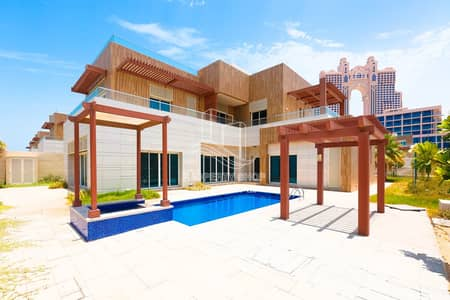 6 Bedroom Villa for Sale in The Marina, Abu Dhabi - Signature Living in Luxurious Villa