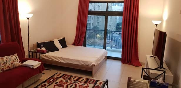 Studio for Rent in The Views, Dubai - Chiller Free | Well-maintained Studio | Travo A
