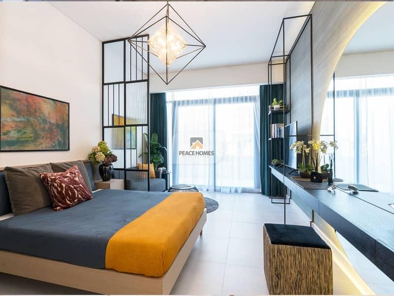 شقة في اوكسفورد بوليفارد الضاحية 15 قرية جميرا الدائرية 400000 درهم - 4851673