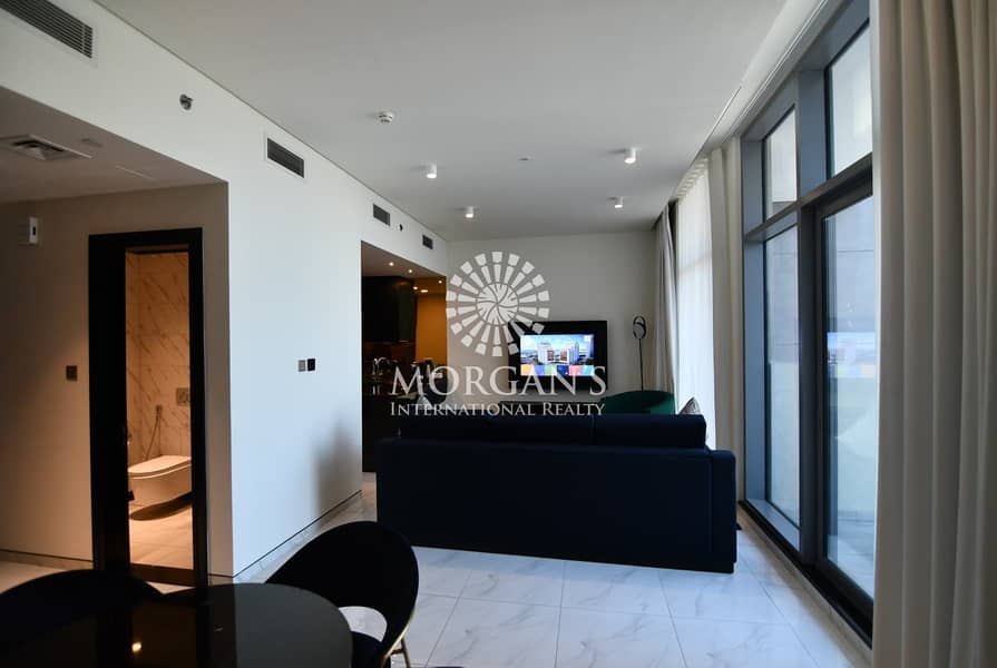 Luxury 1BR Furnished Hotel Apartment