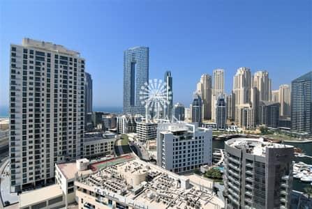 4 Bedroom Penthouse for Rent in Dubai Marina, Dubai - Marina View / Privet Pool / Large Size