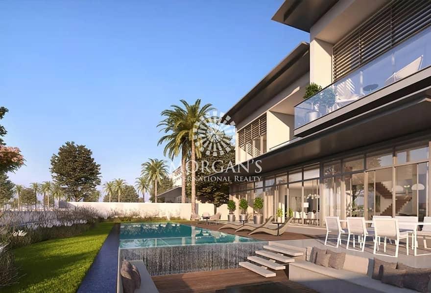 Handover Soon | Luxurious 4BR | Golf Place