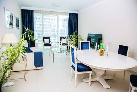 2 Bedroom Flat for Sale in Jumeirah Beach Residence (JBR), Dubai - Fully Furnished 2BR + Maid's in Al Bateen
