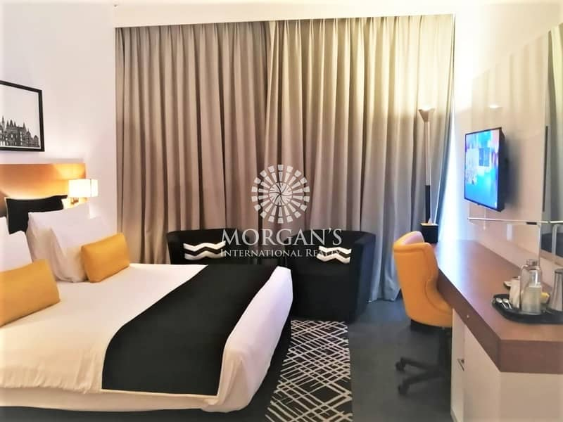 2 Good Investment Furnished Hotel Apartment