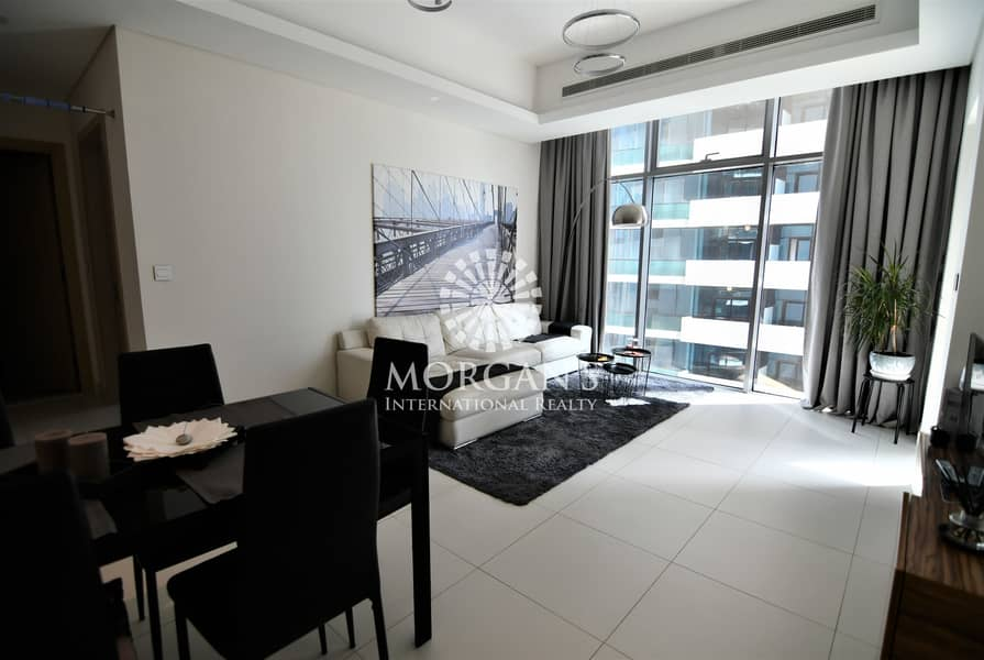 Huge 1BR+Study in Mada Residence Downtown