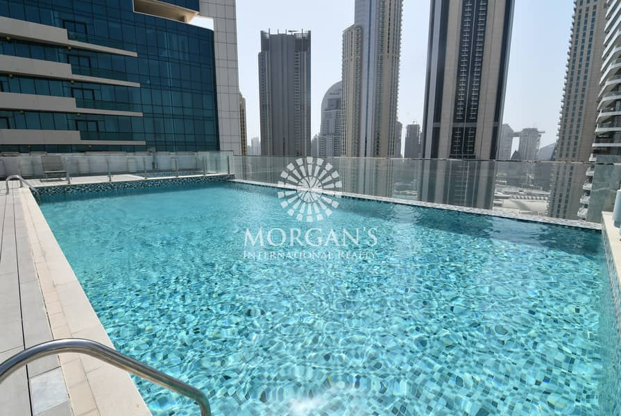 13 Huge 1BR+Study in Mada Residence Downtown