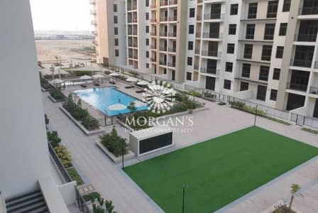 2 Bedroom Flat for Sale in Town Square, Dubai - Pool view & Spacious 2 BR on a Low floor