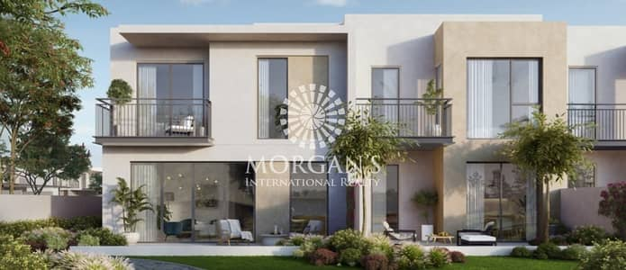 تاون هاوس 3 غرف نوم للبيع في المرابع العربية 2، دبي - New Camelia II 3 bed Type 2M off plan!