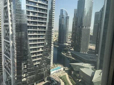 فلیٹ 2 غرفة نوم للايجار في أبراج بحيرات الجميرا، دبي - 2 BR|FULL FURNISHED|HIGH FLOOR|LAKE VIEW