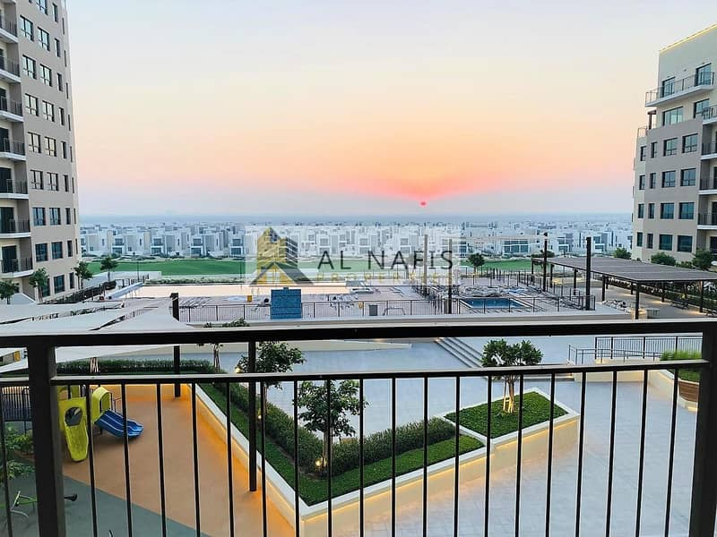 Golf  View | Specious 2BHK | Chiller Free