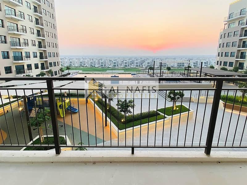 10 Golf  View | Specious 2BHK | Chiller Free