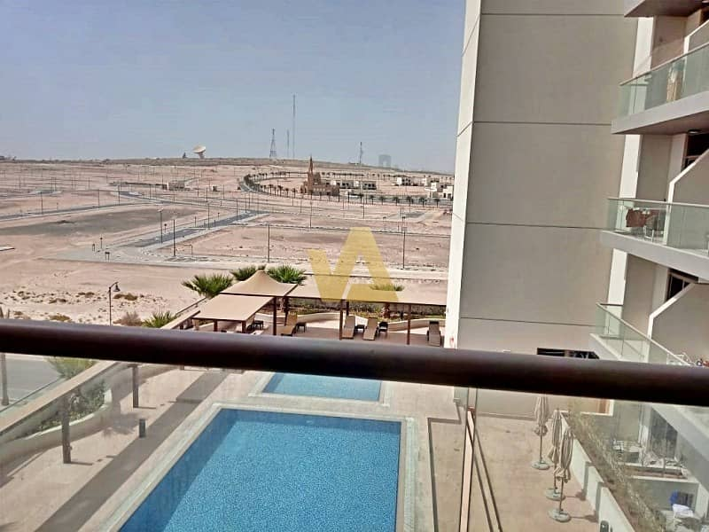 Furnished I Pool View I Prime Location| For Rent